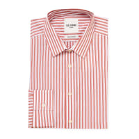 Ben ShermanSmall Point Collar Camden Fit Dress Shirt