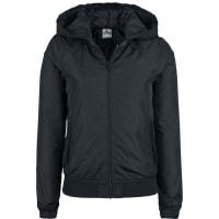 BenchCatch Girl-Jacke schwarz