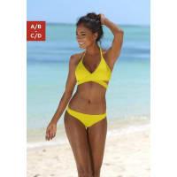 BenchTriangel-Bikini, gelb, Cup C/D, gelb