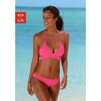 BenchTriangel-Bikini, rosa, Cup C/D, pink