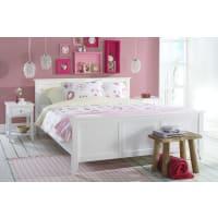 Beter Bed SelectBeter Bed Ledikant Fontana + Elektrisch Verstelbare Bedbodems 200 Cm X 160 Cm X 91 Cm