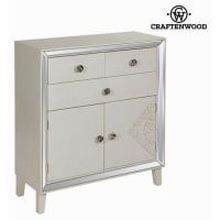BigbuyConsole Three Drawers Palace - Radiance Collection 90 Kg