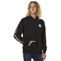 BillabongOutliner Mens Pop Hood Black