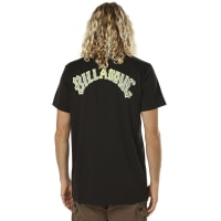 BillabongThe Pass Mens Tee Black