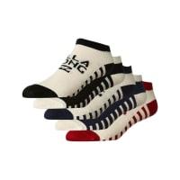 BillabongEssential Womens 5 Pack Socks