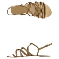 BilliniMahdi Womens Sandal Natural