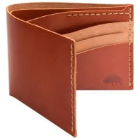 BisonFold WalletCognac - No. 8