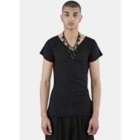 BlackyotoALEX 50s Tropical Mesh T-Shirt