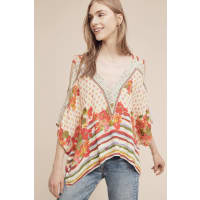BlankAzelie Open-Shoulder Blouse