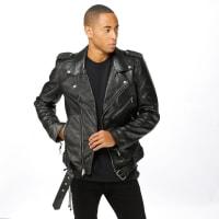 Blk DnmJacket - Leather Jacket 5