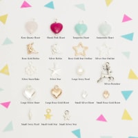 Bloom BoutiqueJewellery Charm Selection