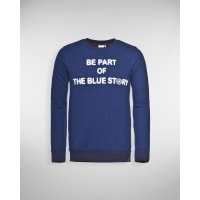 Blue industrySweater Navy