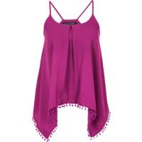 BodyflirtDames blousetop in pink - BODYFLIRT