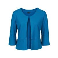 BodyflirtBolero in blauw foor Dames - BODYFLIRT
