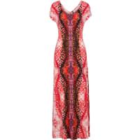 BODYFLIRT boutiqueDames jurk in oranje - BODYFLIRT boutique