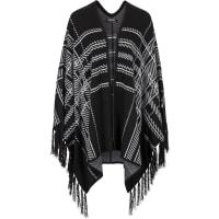 BODYFLIRT boutiquePoncho (nero) - BODYFLIRT boutique