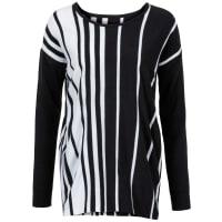 BodyflirtOversize-Pullover in schwarz von bonprix
