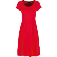 BodyflirtShirtkleid/Sommerkleid kurzer Arm in rot (Rundhals) von bonprix