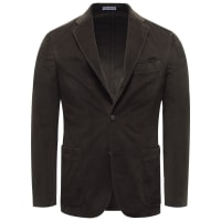 BoglioliCorduroy jacket dark brown