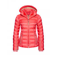BognerDaunen-Skijacke NOEMI für Damen - Neon Coral