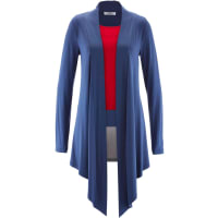 Bonprix2in1-shirt in blauw foor Dames - bpc collection