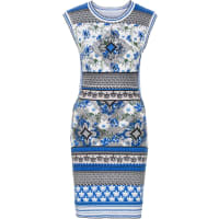 BODYFLIRT boutiqueDames jurk in blauw - BODYFLIRT boutique