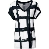 BodyflirtDames shirt korte mouw in wit - BODYFLIRT