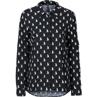 BonprixDames blouse lange mouw in zwart - RAINBOW