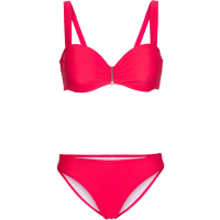 BonprixDames beugelbikini (2-dlg. set) in rood - bpc bonprix collection