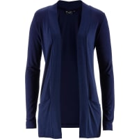 BonprixCardigan in maglina elasticizzata (blu) - bpc bonprix collection