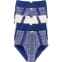 BonprixTailleslip (set van 5) in grijs foor Dames - bpc collection