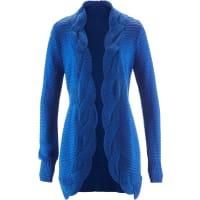 BonprixGebreid vest in blauw foor Dames - bpc selection