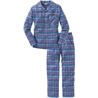 BonprixHeren pyjama lange mouw in rood - bpc bonprix collection