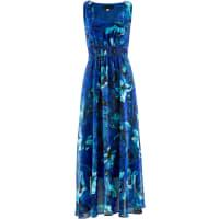 BonprixKleid in blau (V-Ausschnitt) von bonprix