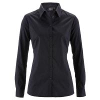 BonprixDames blouse lange mouw in zwart - bpc bonprix collection