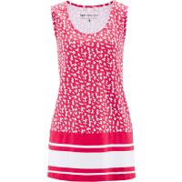 BonprixDames top zonder mouwen in pink - bpc selection