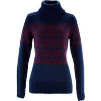 BonprixNorweger-Pullover in blau von bonprix