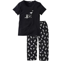 BonprixPyjama in zwart foor Dames - bpc collection