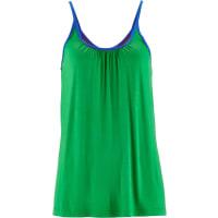 BonprixDames top zonder mouwen in groen - bpc bonprix collection