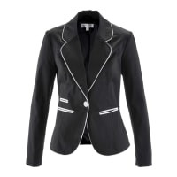 BonprixStretchblazer in zwart foor Dames - bpc selection