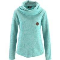 BonprixDames sweatshirt lange mouw in groen - bpc bonprix collection