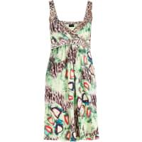 BodyflirtDames jurk zonder mouwen in groen - BODYFLIRT
