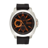 Boss Orange by Hugo BossUhr mit Silikonarmband