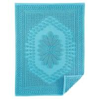 bpc livingBadmat Clara in blauw - bpc living