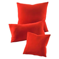 bpc livingKussenhoes Jersey in rood - bpc living