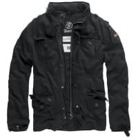 BranditBritannia Jacket Jacke schwarz