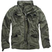 BranditBritannia Jacket Jacke oliv