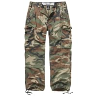 BranditHudson Ripstop Pantalon camouflage forêt