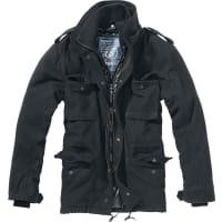 BranditM-65 Voyager Wool Jacke schwarz