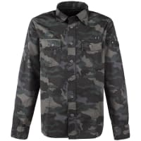BranditSlim Fit Shirt Hemd darkcamo